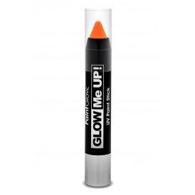 Paint liner Stick neon UV 3,5 gram oranje