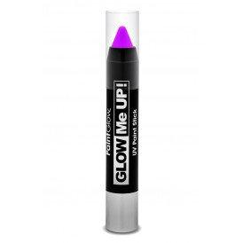 Paint liner Stick neon UV 3,5 gram paars