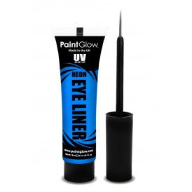 Eyeliner neon UV 15 ml. blauw