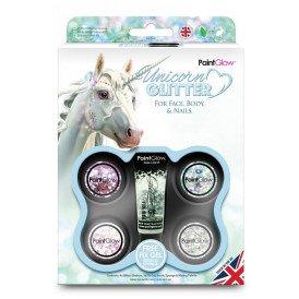 Box Unicorn Chunky Glitters