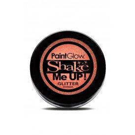 Neon UV glitter shaker Peach Paradise 3 gr.