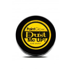 Neon UV Eye Dust Yellow 5 gr.