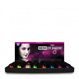 Display Neon UV Eye Shadow assort