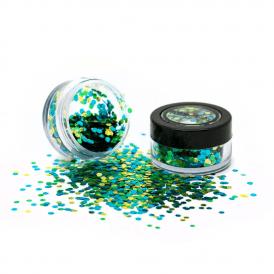 Biologische chunky glitters 3gr. Se