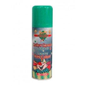 Groene Haarspray