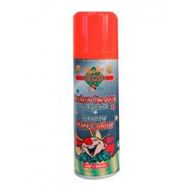 Oranje haarspray