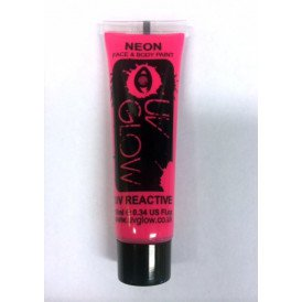 Face & body 10 ml neon UV pink