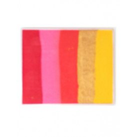 PXP 50 gram splitcake Red | Pink | Golden Orange | Metallic Gold | Yellow
