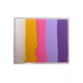 PXP 50 gram splitcake Violet | Lavender | Pink | Yellow | White