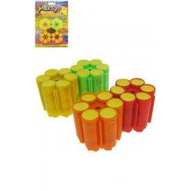Confettiepistool refill 4 stuks