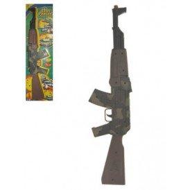 Machine geweer ak 47 + geluid
