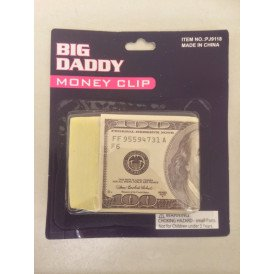 Moneyclip dollarbiljet
