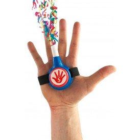 High Five Confetti Shooter + 3 navullingen