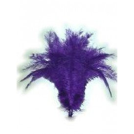 Floss veer paars (Piet veren)
