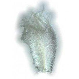 Floss veren wit (Piet veren)