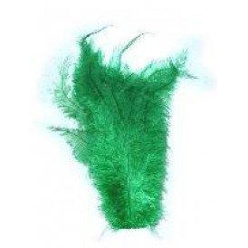 Floss veren groen (Piet veren)