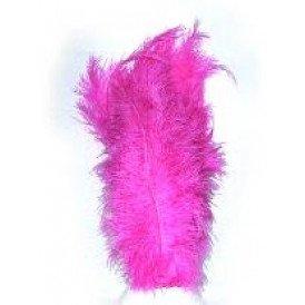Floss veren  pink (Piet veren)