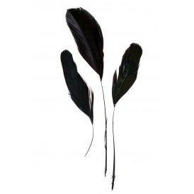 Veren Fly 20 cm  zwart