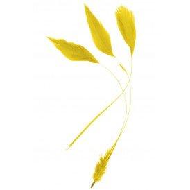 Veren Fly 20 cm geel