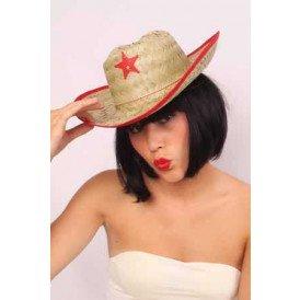 Cowboyhoed stro kind one size