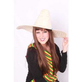 Sombrero  mexico populaire naturel one size
