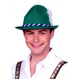 Tiroler hoed groen bayern
