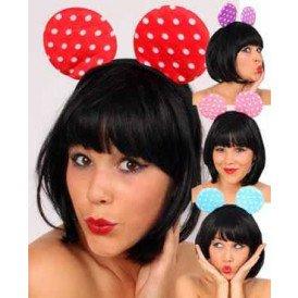 Diadeem Mickey assortie kleuren