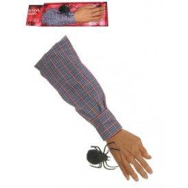 Kruipende horror arm