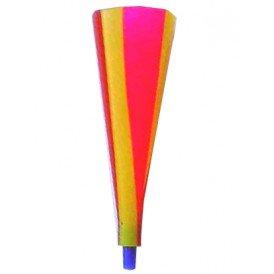 Toeter maxi hard geluid assorti kleuren