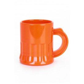 Shotglaasjes oranje 2,5 cl