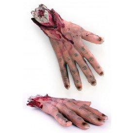 Afgerukte hand (halloween)