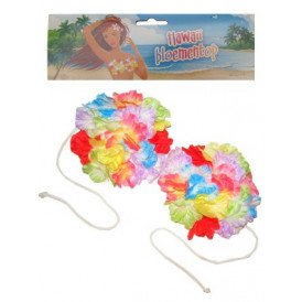 Beha hawaii bloemen multicolour