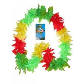 Hawaii slinger rood/geel/groen
