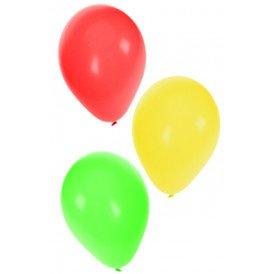 Ballonnen rood/geel/groen helium per 36 mt 10
