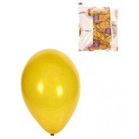 Ballon 100x goud nr 12