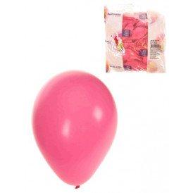Ballon helium 100x pink mt 10