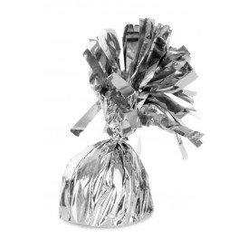 Ballongewichtje Zilver 140 gram