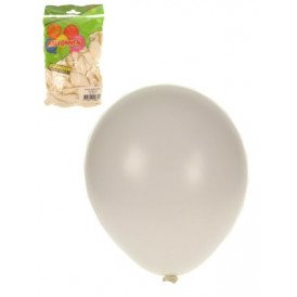 Ballon 50 x wit mt 8