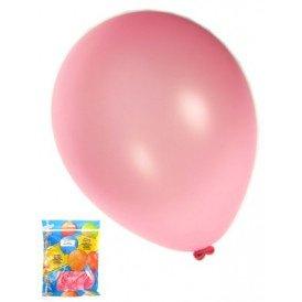 Kwaliteitsballon metallic fuchsia per 50 mt 14/36cm