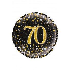 Folie-ballon 18 inch Sparkling 70