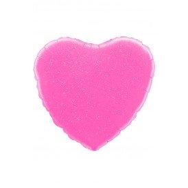 """Folie ballon Hart 18 45.7 cm roze"""""""
