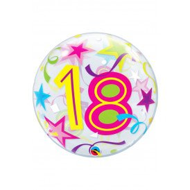Single BUBBLE balloon 22 inch 18
