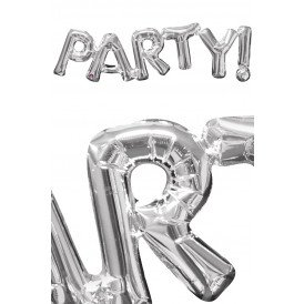 Anagram SuperShape Phrase Foil Balloon PARTY 83 x 22 cm