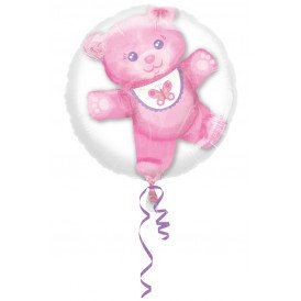 Insider Baby Girl foil balloon