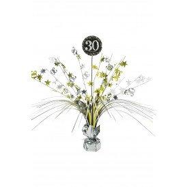 Tafel deco Sparkling gold 30