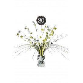 Tafel deco Sparkling gold 80