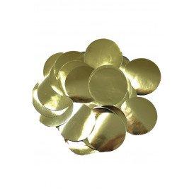 Confetti goud 14 gram metaalfolie