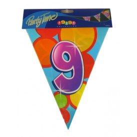 Vlaggenlijn leeftijd: 9 p.e. 10m