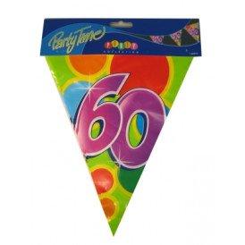 Vlaggenlijn leeftijd: 60 p.e. 10m
