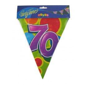 Vlaggenlijn leeftijd: 70 p.e. 10m
